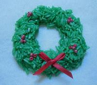 Rice wreath