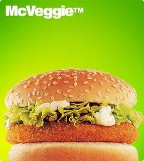 McDonald's Veg 2