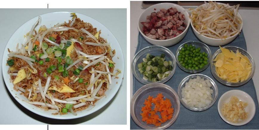 Best rice recipes for pork