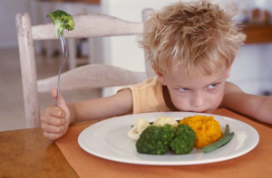 A gene is said to be the reason for children disliking vegetables
