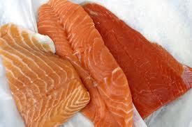 Storing Salmon