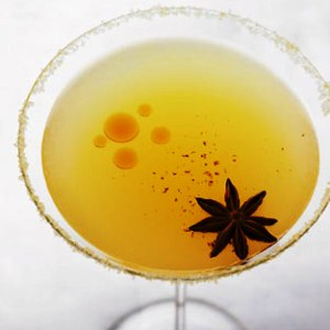 Star Anise Garnish