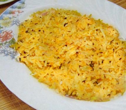 kesari_rice