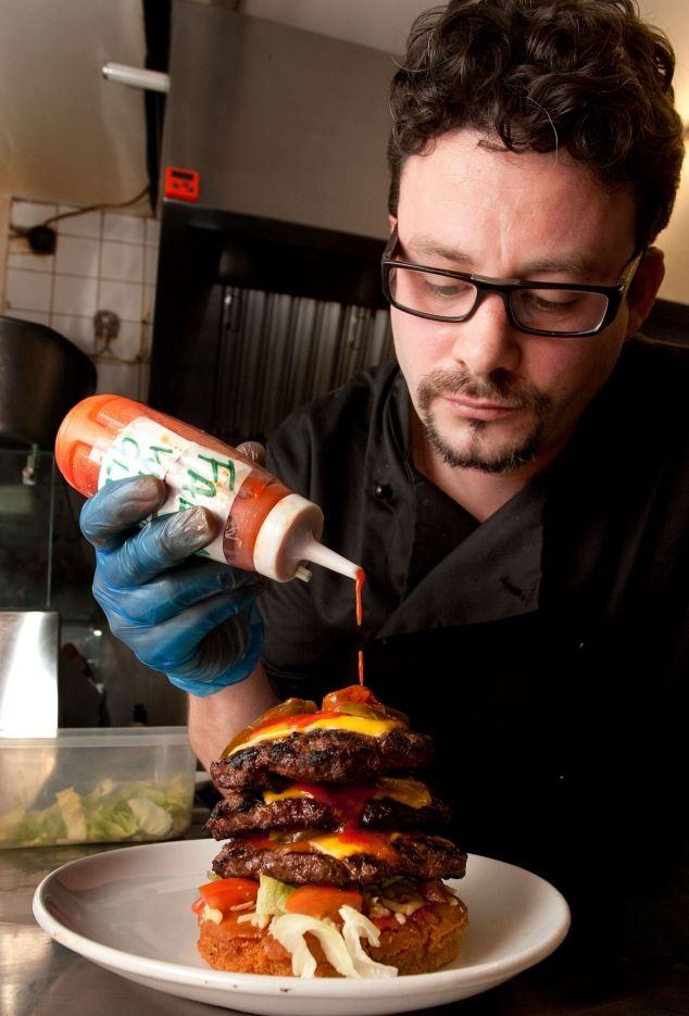 Atomic Burger 3