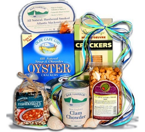 gift seafood