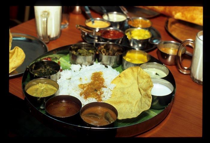 Authentic Tamil Thali