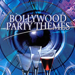 Bollywood - with its blong and glitz is the perfect party theme for the season