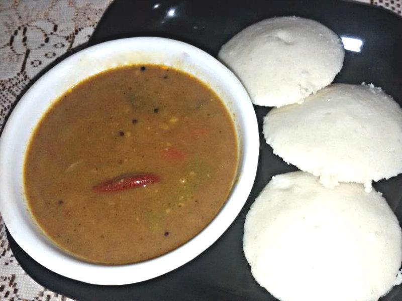 Sambar- Traditional Malabar Style Recipe by seemasatheesh iFood.tv