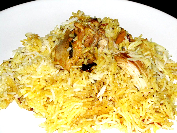 easy yellow rice and chicken recipe
