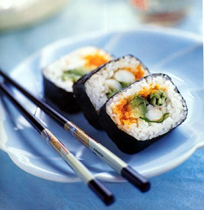 Sushi Not Safe