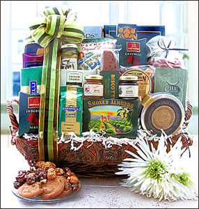 Los Angeles Gift Basket