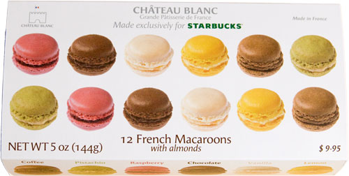 French Macaroons Starbucks