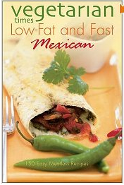 Low fat veg mexican food