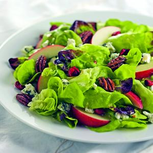 Green Salad - Healthy Wedding Dinner Ideas