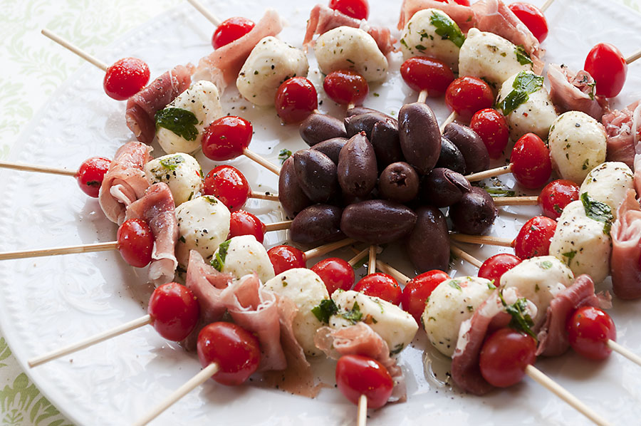 Quick And Easy Holiday Appetizers By