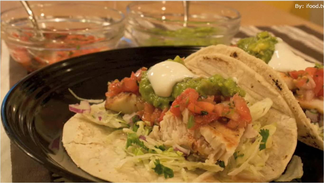 Mahi Mahi Fish Tacos Recipe Video By Easy Entertaining