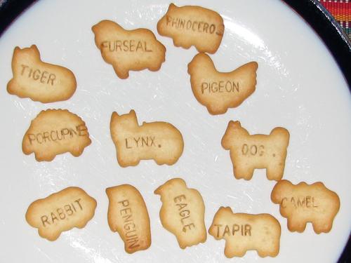 Animal Crackers Birthday