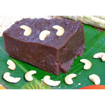 Dodol is a popular Sri Lankan dessert