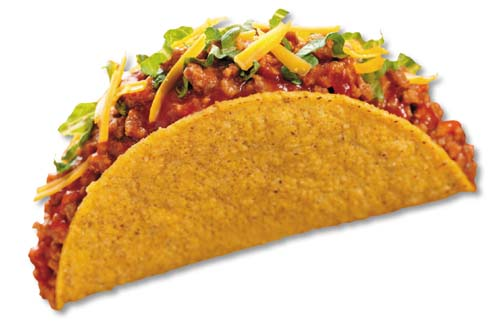 Taco beef - an interesting beef dish for kids
