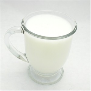 Buttermilk - fresh and sumptuous for drinking.