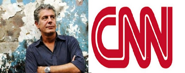 Anthony Bourdain CNN