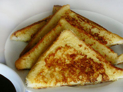 French Toasts preferred by Michael Phelps