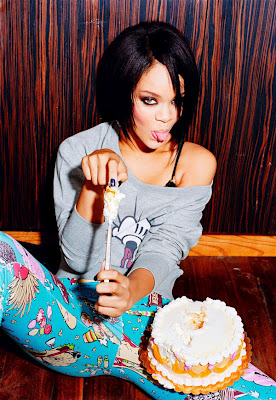 Rihanna's Diet and Exercise Regime