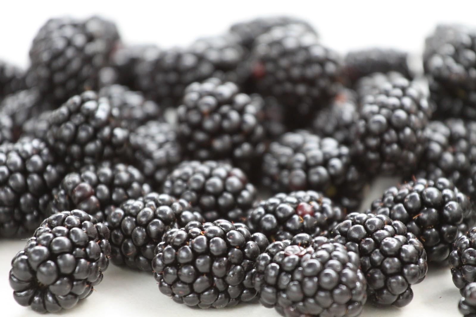 Blackberry Scrub