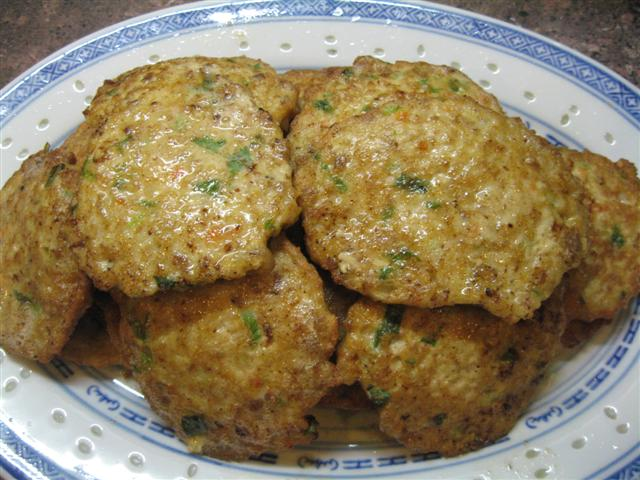 Meat Patties - Indian Meat Starters