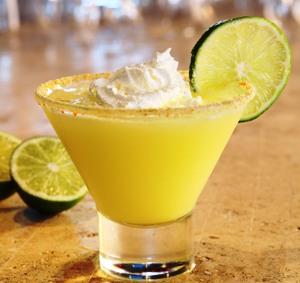Lime Slice Garnish