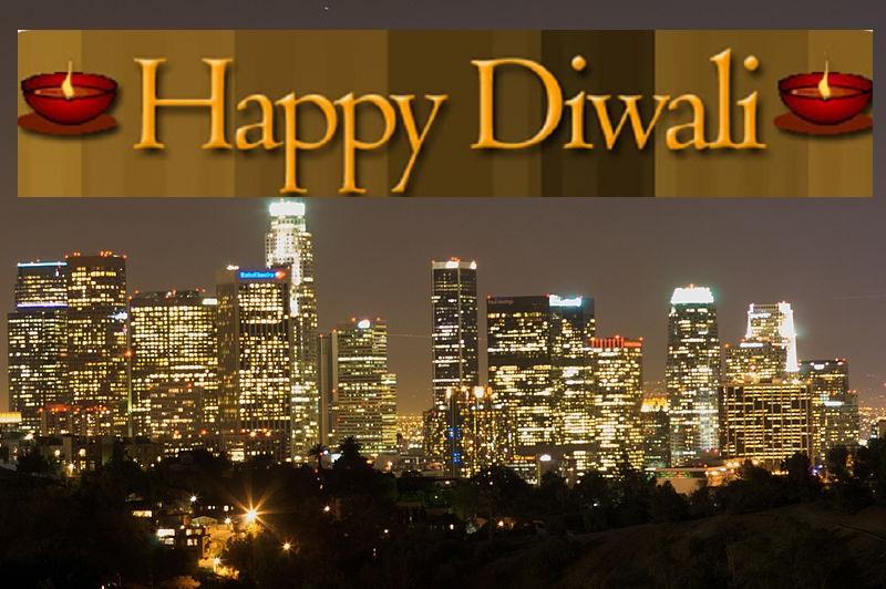 Diwali in LA