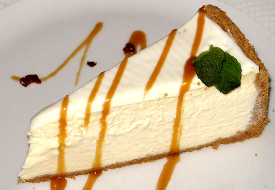Irish Cream Cheesecake Recipe by Niamh | iFood.tv