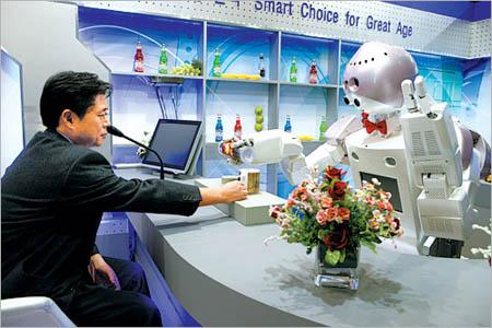 Robotic restaurants 2