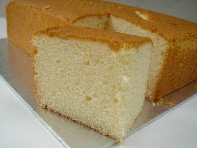 Baking Butter Cake