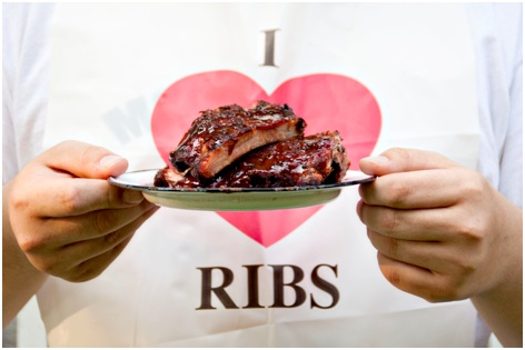 I heart Ribs