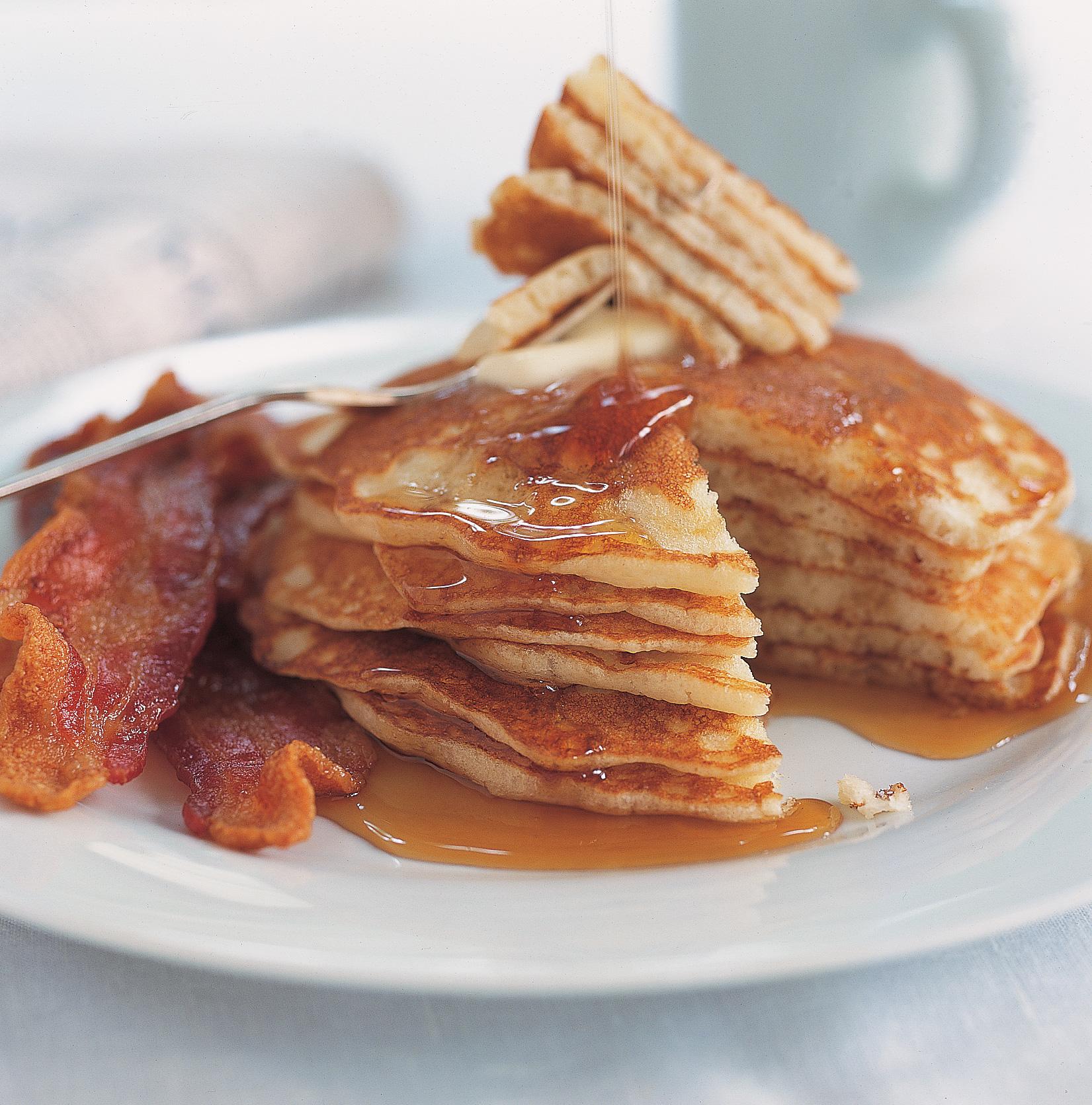 Buttermilk Pancake & Cake Mix Recipe by Lauren.Groveman   iFood.tv