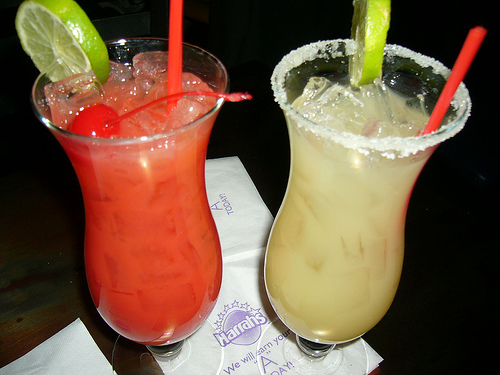 Alcoholic drinks for 2010