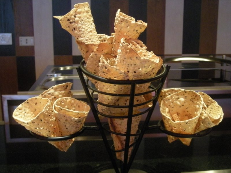 Papad - The crunchy Indian wafer
