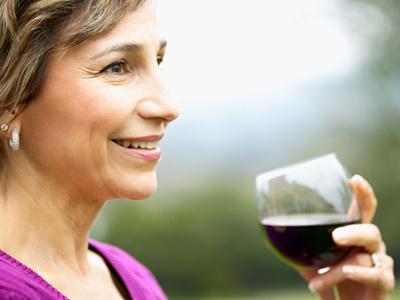 Wine & memory loss