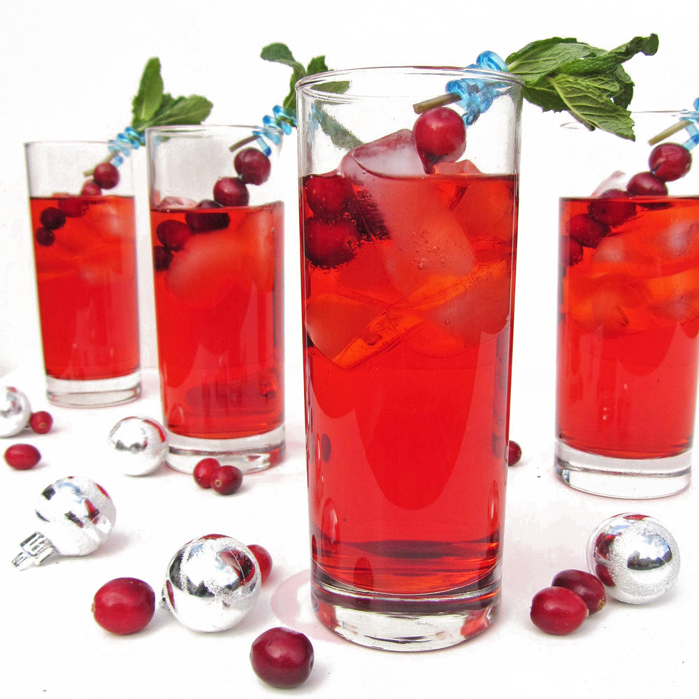 10 Easy Cherry Cocktails By Antioxidants