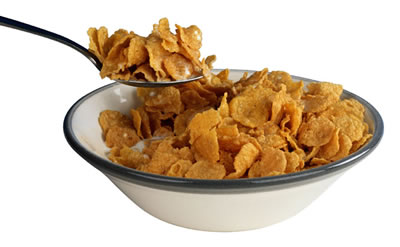 Learn how our favorite corn flakes are made from sweet corn