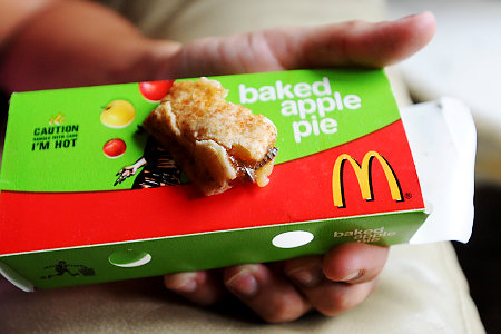 McDonald's Apple Pie Review: Guilty Pleasure by FitGal ...