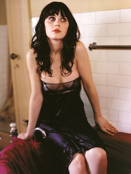 Zooey Deschanel's Diet And Workout