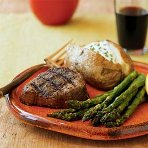 "Fillet mignon is commonly known as the ""King of Steaks"""