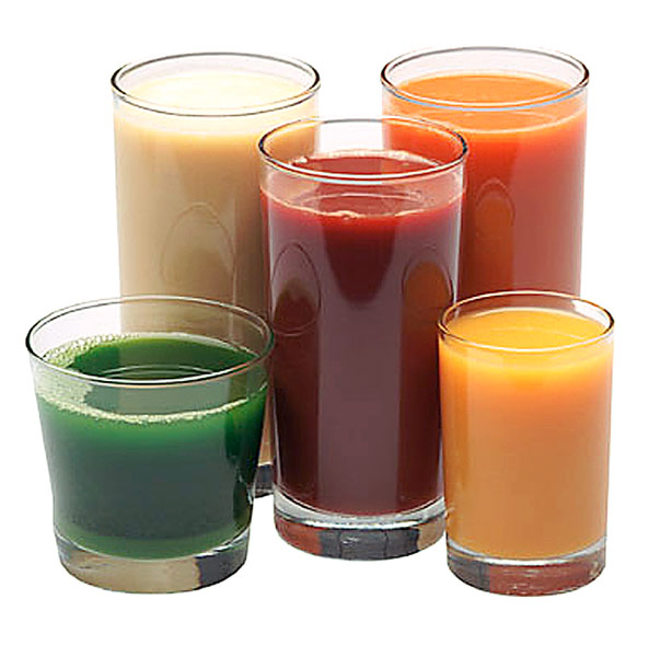 Juices for weight gain