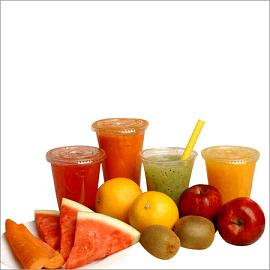 How to drink fruit juice - using variety of fruits