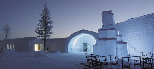 icehotel sweden the masterpiece in ice by addison. Black Bedroom Furniture Sets. Home Design Ideas