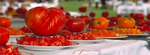 Heirloom Tomato Carmel Tomato Festival