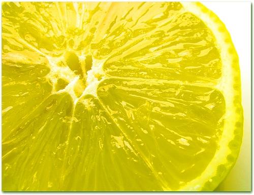 Lemon: best to reduce morning sickness