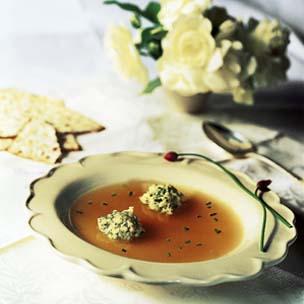Matzo Ball Chicken Soup